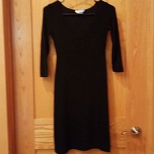 BCBG Dress 3/4 Sleeve